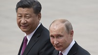 China and Russia Presidents