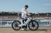 Solvay all-plastic recyclable e-bike