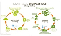 Petrochemicals Bioplastic Technology rPET