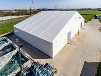 Fabric Buildings the Automotive Industry