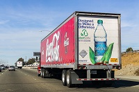 Bottled water brand mixes RPET and bioplastic