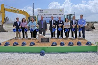 -Ineos breaks ground on new Texas styrenics plant