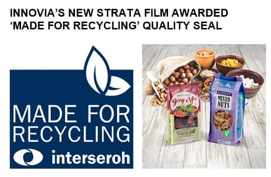 INNOVIA FILM RECYCLING INTERSEROH