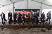 Magna breaks ground on new seating plant in Ohio
