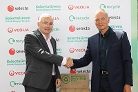 Selecta UK and Veolia partner for workplace cup recycling service