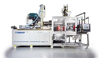 Uniloy returns blow moulding machine manufacturing to Magenta ahead of K Show debut