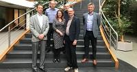 MPs visit Innovia Films