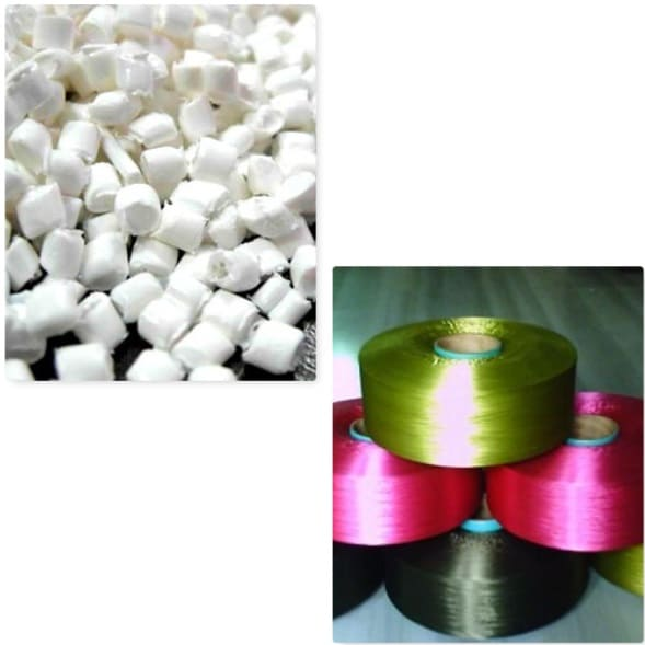 SoyuztekstilST polyester synthetic yarns