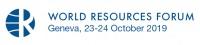 World Resources Forum 2019