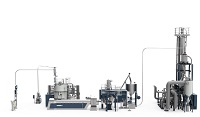 New bottle-to-bottle technology by Erema