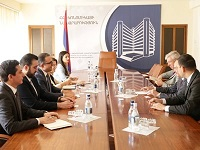 German companies are interested in Armenia