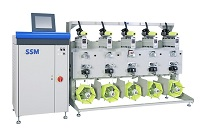 SSM's precision package winding solutions at ShanghaiTex