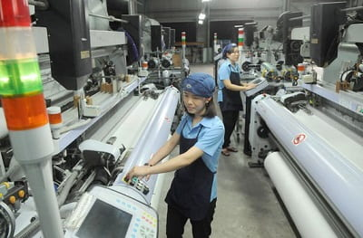 Garment, textile industry keeps pace with Industry 4.0