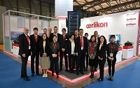 Oerlikon shows future of manmade fibre production in China