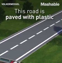 New Technology Turning Plastic Bottles Into Roads Ninety percent of the plastic we use ends up in landfills, or in t