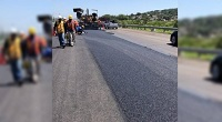 First asphalt road with recycled plastic inaugurated in Guanajuato, Mexico