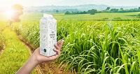 Tetra Pak claims food and drink first with traceable plant-based pack