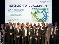 GEA showcases sustainable solutions at Packaging Days 2019