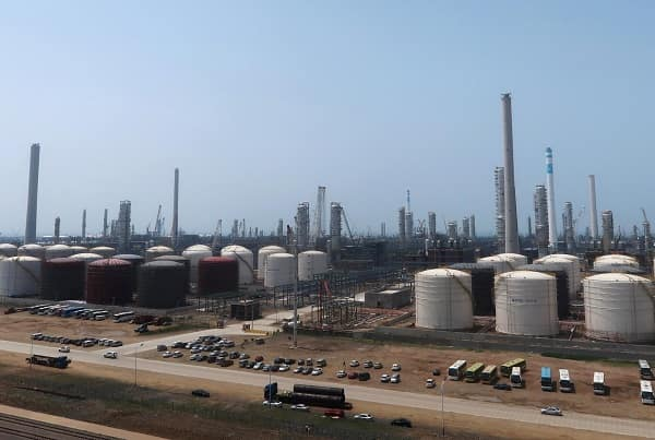 Hengli Petrochemical's PTA line reaches full operation