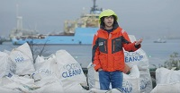 The Ocean Cleanup successfully brings first plastic waste haul to land
