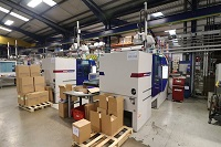 Wittmann Battenfeld UK continues relationship with Linear Plastics