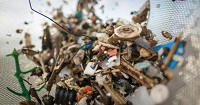 Using microorganisms to address microplastic pollution