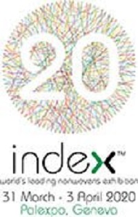 Index20 to showcase the future of nonwoven technologies