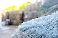 PET to PET Recycling increases recycled material output