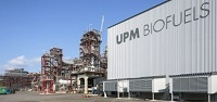 Finland's UPM invests 550 mln in biorefinery in Germany