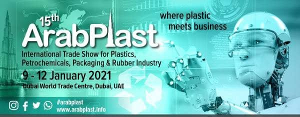 Looking ahead to ArabPlast 2021