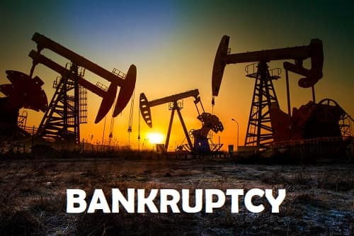 Prepare For Bankruptcies, Layoffs And A Drilling Slowdown
