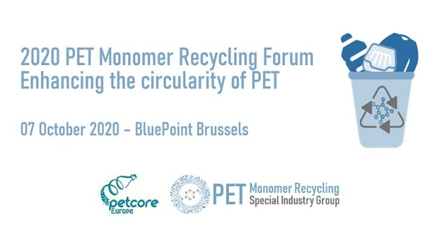 New date confirmed for 2020 PET Monomer Recycling Forum