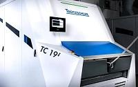 Truetzschler's TC 19i card a hit in textile markets