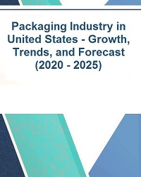 -The packaging industry in United States market is expected to grow at a CAGR of 4.1%, during the forecast period (2019