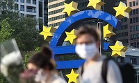 Eurozone Q1 GDP down nearly 4% on pandemic initial hit in March