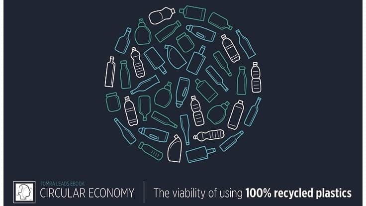 TOMRA continues its drive to create a plastics circular economy
