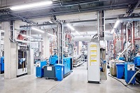 Company tailors extruders to meet a facility's needs