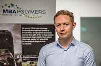 MBA Polymers UK General Manager and President of EuRIC's Plastic Recycling Branch, Paul Mayhew