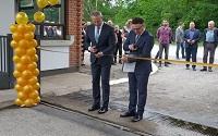-Serbia's SCS Plus opens blow moulding unit for plastic products - Knjazevac municipality