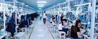 US textile and apparel imported from China improved in April