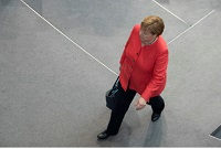 -Angela Merkel says EU 'must prepare' for no-deal Brexit