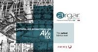 Avirtex antiviral and antibacterial fabrics from Argar Technology - The safest fabrics ever
