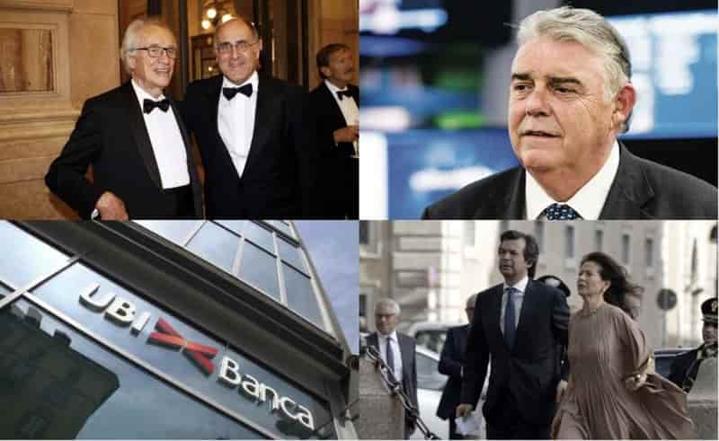 Italy - Voluntary Public Exchange Offer by Intesa Sanpaolo Bank for UBI Bank : there's confusion among UBI's shareholders
