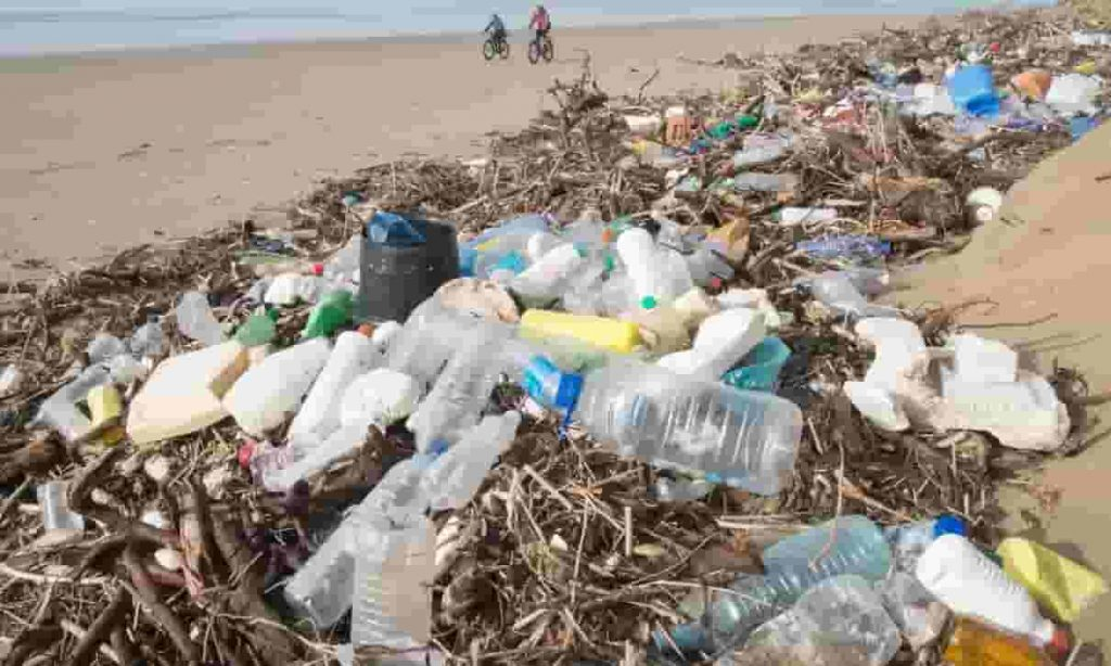 Plastic pollution in Atlantic at least 10 times worse than thought