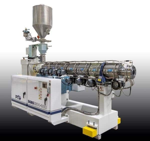 PTi introduces new high-speed sheet extruder