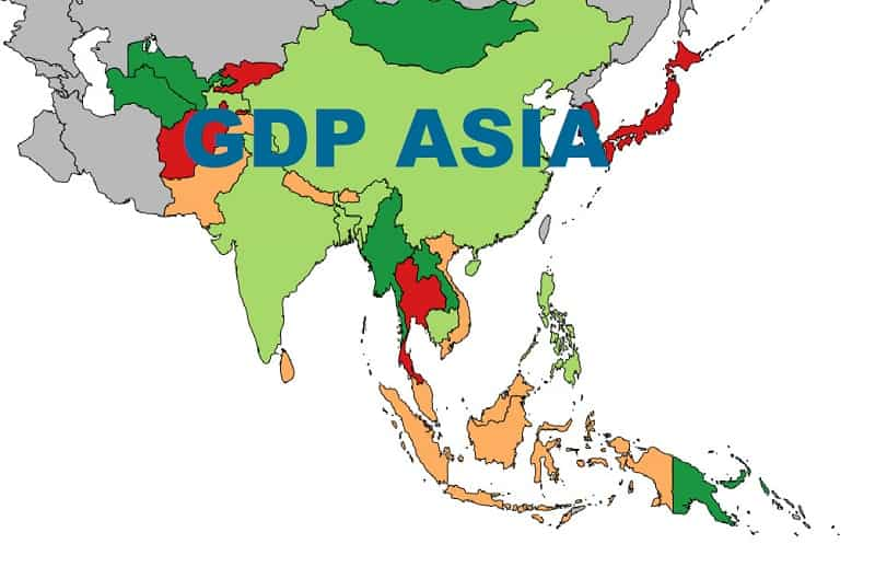 -Developing Asia GDP to contract in 2020, first recession in almost six decades – ADB