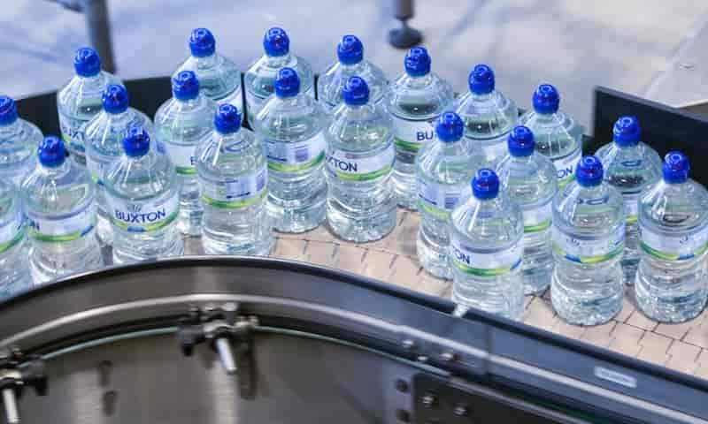 Biffa and Nestle Waters UK partner to deliver 100% rPET made from British recycled plastic