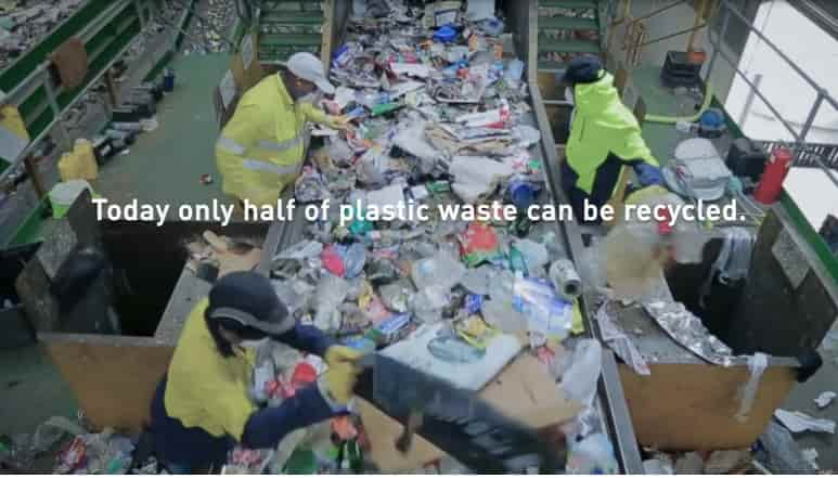 Cat-HTR Chemical Recycling of Waste Plastic
