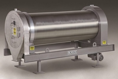 New mixer can handle regrind, plastic pellets, expanded PS ingredients, and thermoplastic additives