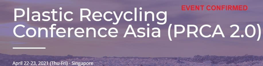 Plastic Recycling Conference Asia